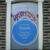 Blue plaque with a difference