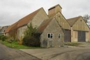 Farm buildings in Hardwick