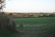 Farmland near Ladock