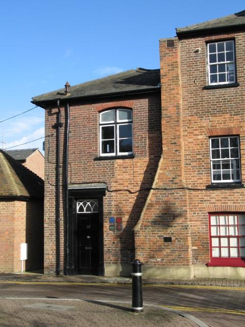 House, Church Yard, Tring
