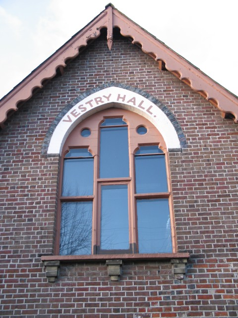 Vestry Hall, Church Yard, Tring