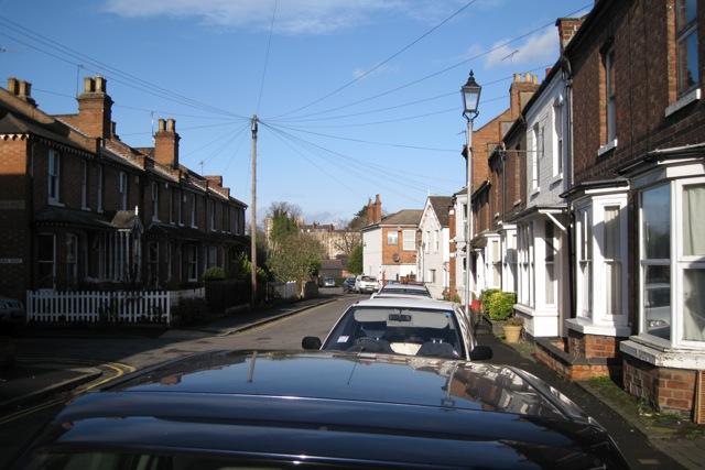 Victoria Street, Leamington