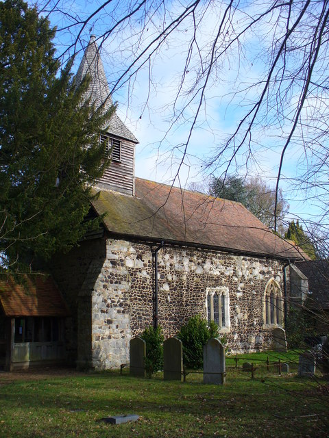 Bisley Parish Church