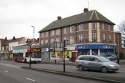 Shops and flats above, Sutton Road, Erdington