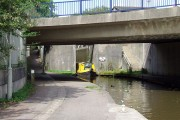 Trent and Mersey Canal at Stoke Bottom Lock