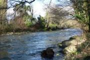 The Ogmore River , Pen-y-cae - Bridgend