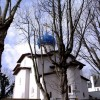 London's Russian Orthodox Cathedral near Gunnersbury Station