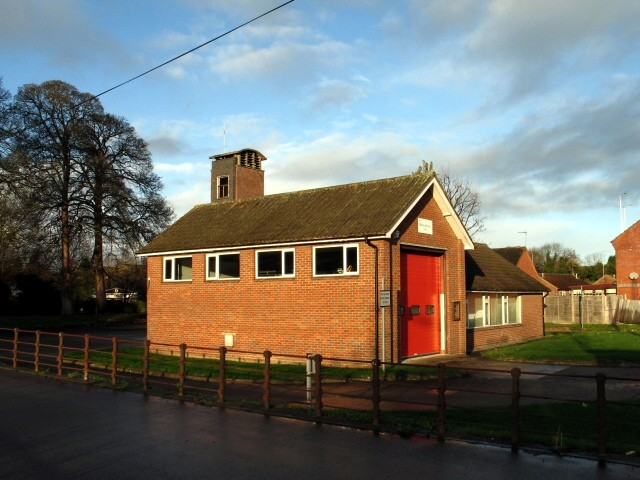 Tring Fire Station