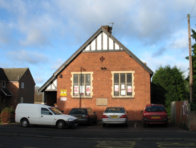 Old Church House, Western Road, Tring