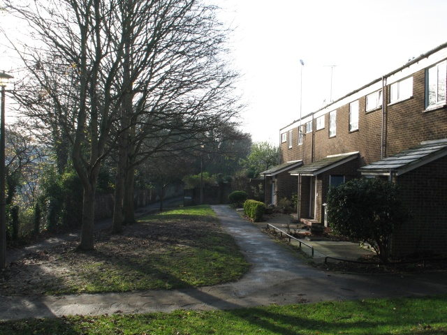 Terraced Housing, Kingsley Walk, Tring