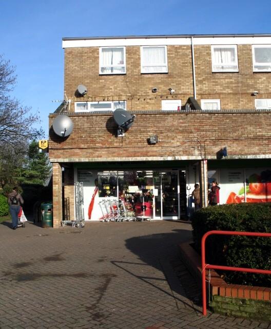 Co-operative Store, Silk Mill, Tring