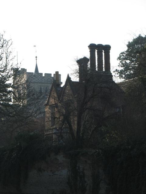 Old Vicarage and Parish Church, Tring