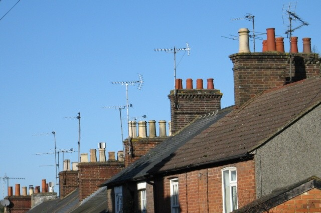 Rooftops, Henry Street, Tring