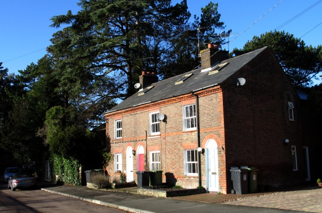 Cottages, Park Road, Tring