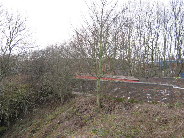 Gilmorton Road Bridge, Great Central Railway