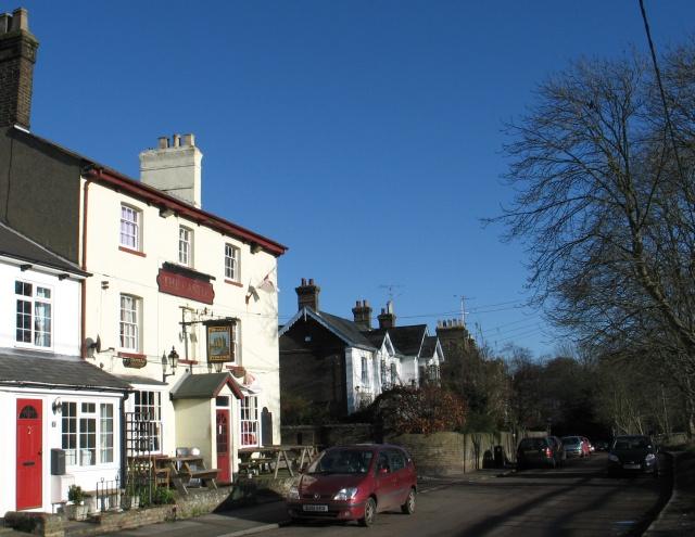 The Castle, Park Road, Tring