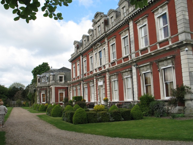 The Mansion, Tring Park
