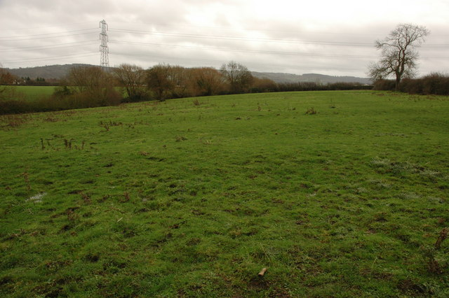 Farmland at Badgeworth