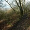Footpath on Churchdown Hill