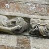 St Mary, Adderbury, Oxon - Corbel table
