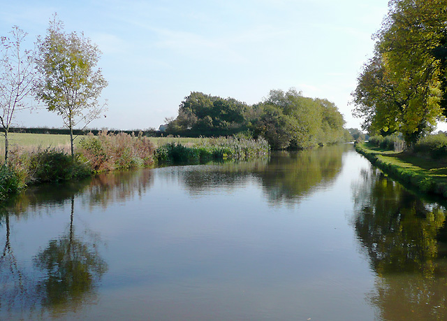 Trent and Mersey Canal near Barrow-on-Trent