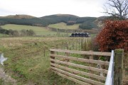Fields at Bonnington