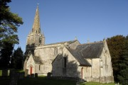 Aldsworth church