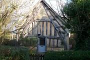 Cruck house