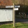 Fingerpost at Screveton