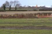 Landscape near East Bridgford
