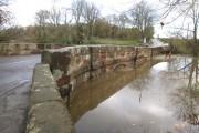 Aldford Bridge - November 2009