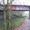 Killamarsh - railway crossing of Chesterfield Canal