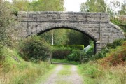 Road bridge at Mossdale