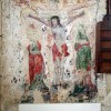 St Laurence, Combe, Oxon - Wall painting