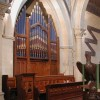 St Michael & All Angels, Leafield, Oxon - Organ