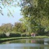 Trent and Mersey Canal near Swarkestone, Derbyshire