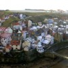 Staithes panorama from Cowbar Nab