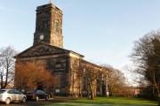 Wellington: parish church of All Saints