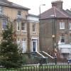 Christmas tree at the Royal Standard