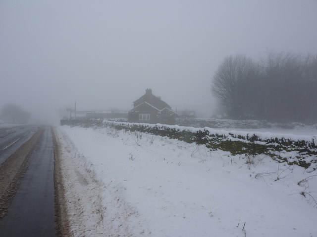 Whitegates Farm, B6050