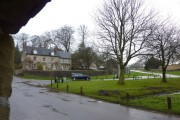 Tissington , from the bus shelter