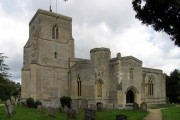 St Mary, Great Milton, Oxon
