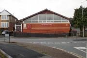 Salvation Army church, Wesley Street, Cwmbran