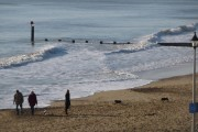 Boscombe: groyne, waves and fun