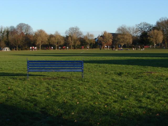 Recreation Ground, Bisley