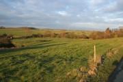 Farmland near Grange Farm