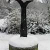NCN75 signpost at Colinton