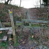 Stile on Dunnshill