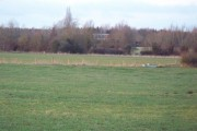 Farmland near Stock Bridge