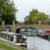 Canal Bridge at Willington, Derbyshire